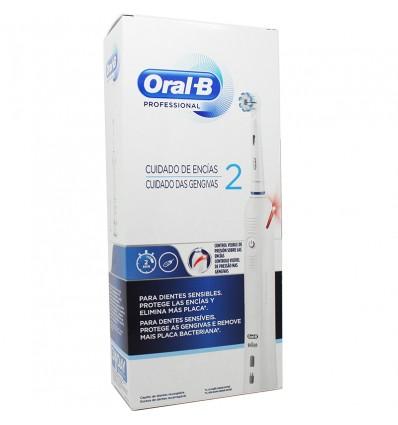 Oral B Cepillo Cuidado Encias 2 Presion Encias