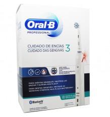 Escova Oral B Pro 3 Cuidado Encias