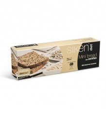 Siken Diet Mini Bread 8 Unidades