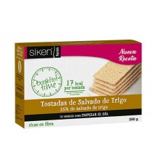 Siken Form Toasted Wheat 300g
