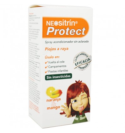 Neositrin Protect Repelente Sin Aclarado 100 ml