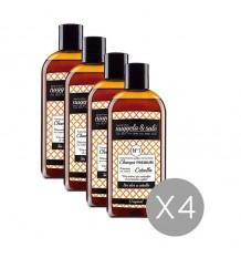 Nuggela Sule Shampoo Zwiebel, Pack Von 4 Einheiten