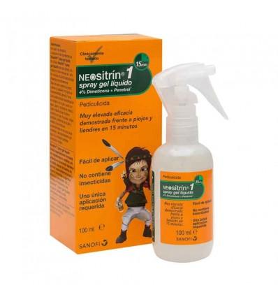 Neositrin Antipiojos Spray 100 ml