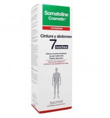 Somatoline Hombre Cintura y Abdomen 7 Noches 250 ml