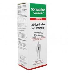 Somatoline Man Bauchmuskeln Top-Definition-200 ml