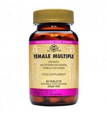 Solgar Female Multiple-60 Tabletten