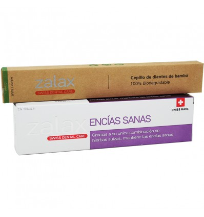 Zalax Encias Sanas Pasta Dental 100 ml