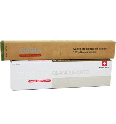 Zalax Blanqueante Pasta Dental 100 ml