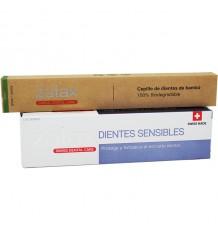 Zalax Dentes Sensíveis creme Dental 100 ml
