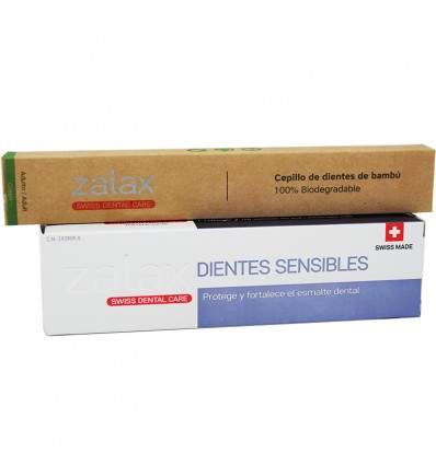 Zalax Dientes Sensibles Pasta Dental 100 ml