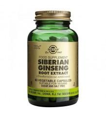 Solgar Ginseng Siberiano 520 mg 100 Comprimidos