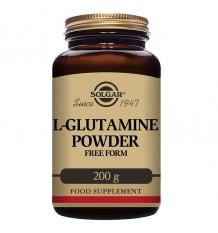 Solgar L-Glutamina Polvo 200 g