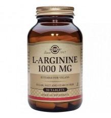 Solgar L-Arginina 1000 mg 90 Comprimidos