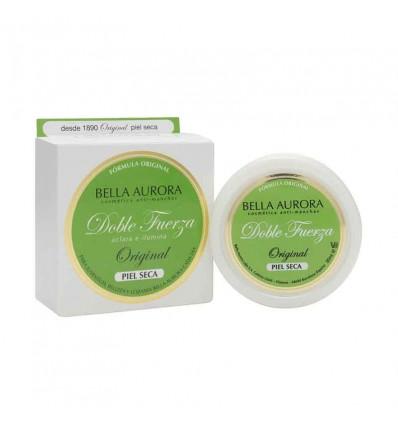 Bella Aurora Doble Fuerza Piel seca Crema Antimanchas 30 ml