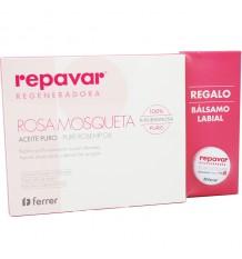 Repavar Regeneradora Aceite Rosa Mosqueta 15 ml