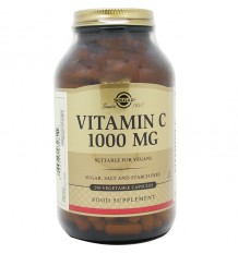 Solgar Vitamin C 1000 250 Kapseln