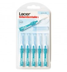 Lacer Interdental Straight Conico 6 units