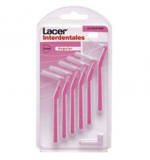 Lacer Interdental angular ultra fino 6 peças
