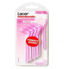 Lacer Interdentales Angular Ultrafino 10 unidades