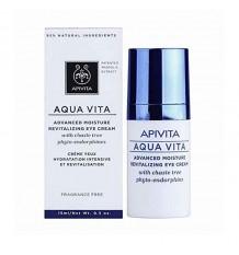Apivita Aqua Vita Contorno Ojos 15 ml
