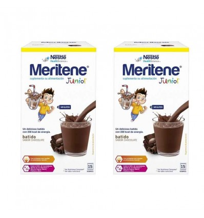 Meritene Junior Chocolate 30 envelopes Duplo