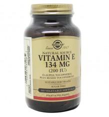 Solgar Vitamina E 200UI 100 Capsulas