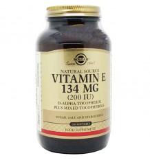 Solgar Vitamina E 200UI 250 Capsulas
