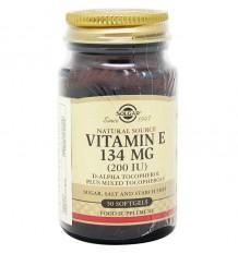 Solgar Vitamin E 200UI 50 Capsules