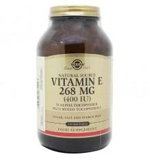 Solgar Vitamin E 400UI 250 Capsules