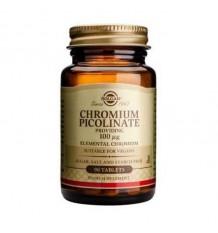 Solgar Picolinato Cromo 100 µg 90 comprimidos