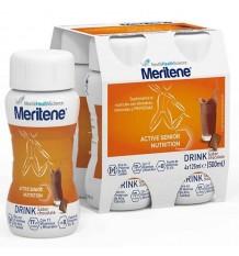 Meritene Drink Chocolate 125ml 4 Unid