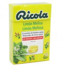 Ricola Caramelo Limon Melisa Sin Azucar 50g