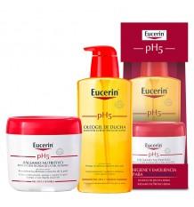 Eucerin Ph5 Balsam 450 ml Oleogel 400 ml