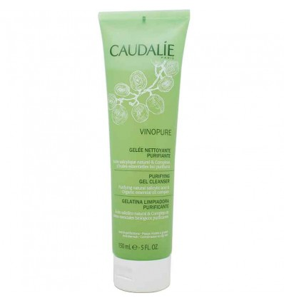 Caudalie Vinopure Gelatina Limpiadora Purificante 150 ml