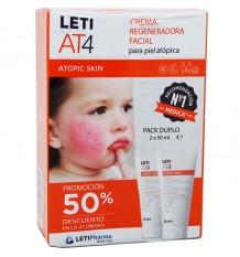 Leti At4 Creme facial 50 ml Duplo Poupança