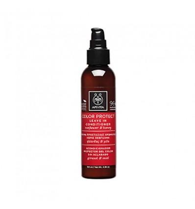 Apivita Acondicionador Protector Color Sin Aclarado 150 ml