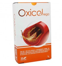 Oxicol Omega 30 Capsulas