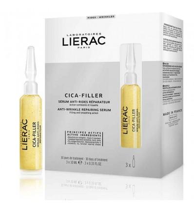 Lierac Cica-filler Serum 3 Blisters