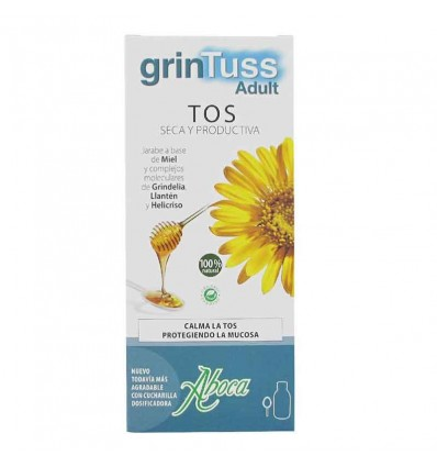 Grintuss Adulto Jarabe 180 ml