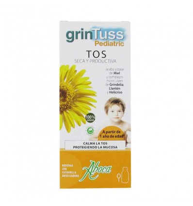 Grintuss Pédiatrique Sirop de 180 ml
