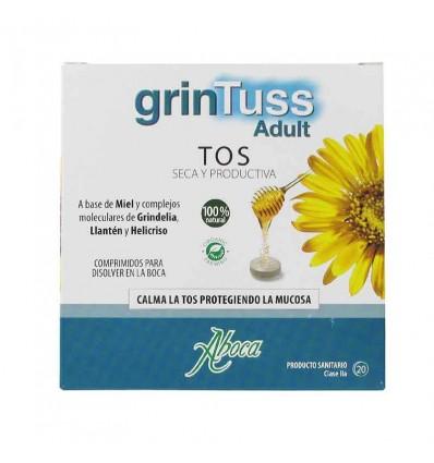 Grintuss 20 Tablets