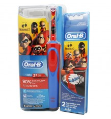 Oral B Vitality Pack Incredible Brush More spare parts