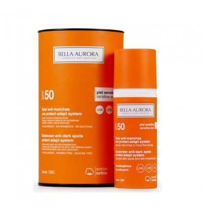 Bella Aurora Solar Antimanchas Spf50 50 ml