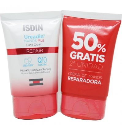 Ureadin Crema de Manos Plus Reparadora 50 ml Duplo
