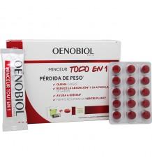 Oenobiol Minceur Perte de poids Tout-en-1 Programme 1 Mois