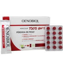 Oenobiol Minceur weight Loss All in 1 Program 1 Month