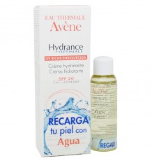 Avene Hydrance Optimale UV Rica 40 ml Regalo Huile de Soin