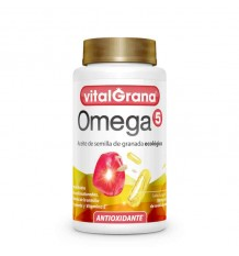 Vitalgrana Omega 5 60 Capsules