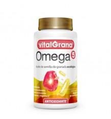 Vitalgrana Omega 5 60 Kapseln