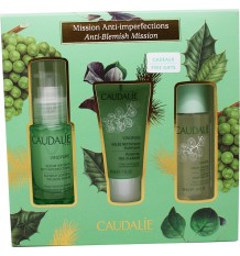 Caudalie Vinopure Serum Gel 30 ml Lotion 30 ml Cofre